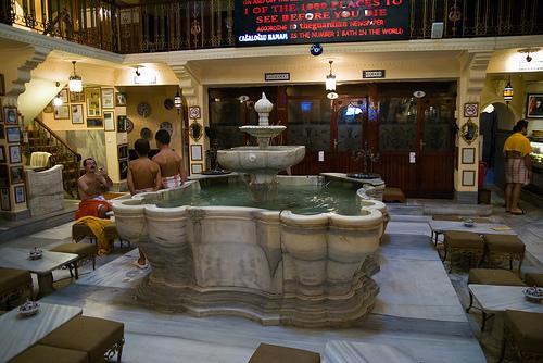 Baño Turco Precauciones | Bano Turco Mas Antiguo Estambul Dikidu Com