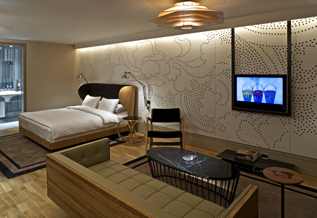 Witt Istabul Uno de los mejores hoteles del mundo según la revista Sunday Time Travel. Simplemente perfecto.