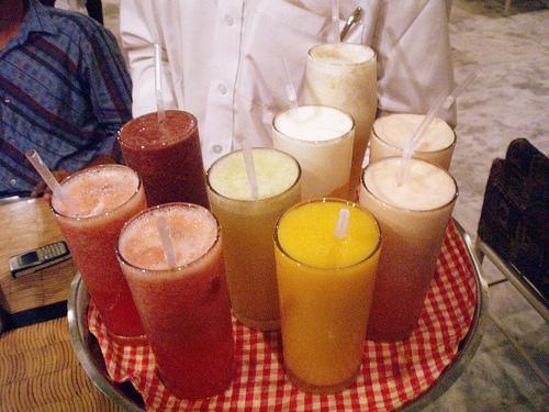 Cuppa Juice Café