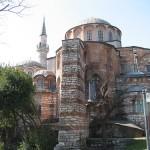La Iglesia de San Salvador de Chora